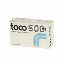 Toco, 500, Vitamin E...