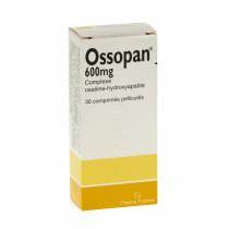 Ossopan 600 mg, Carence en Calcium - 30 Comprimés Pelliculés