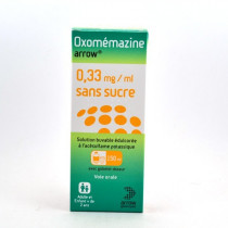 Oxomemazine 0.33mg/ml...