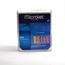 Microlet Coloured,...