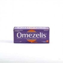 Omezelis, 120 tablets, Nervousness, Minor Trouble Sleeping, Palpitations