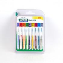 Trav-Ler Brushes Box of 9...