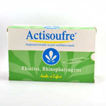 Actisoufre 4mg/50mg per...