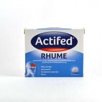 Actifed Cold Relief...