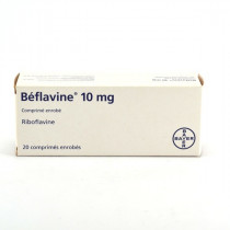 Bayer – Béflavine 10 mg...