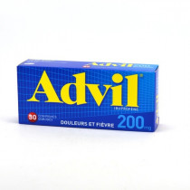 Advil 200mg Ibuprofen, 30...