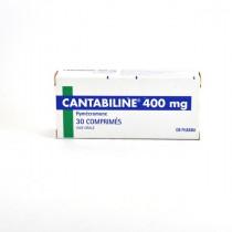 Cantabiline 400 mg, 4mU, Hymecromone, Boite De 30 Comprimés
