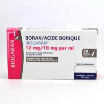 Borax/Boric Acid, Biogaran,...