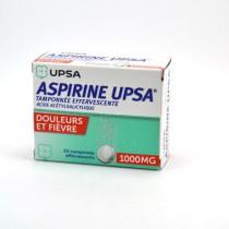 UPSA Aspirin 1000 mg...