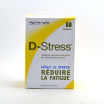 D-Stress Tiredness and...