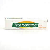 Titanoréïne Lidocaine 2%...