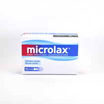 Microlax: Constipation...
