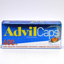 AdvilCaps 400mg of...