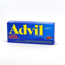 Advil 400mg of Ibuprofen,...