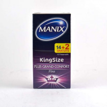 Manix King Size, greater...