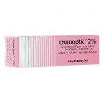 Cromoptic Eyewash Solution,...