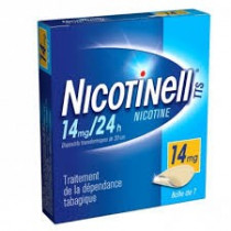 Nicotinell TTS 14 mg/24 H,...