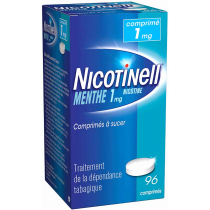 Nicotinell Mint 1mg,...