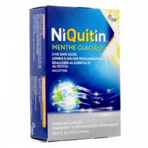 Niquitin Glacial Mint 2 mg...