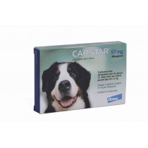 Capstar 57 mg, Treatment of...