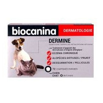 DERMINE Tablets for Dogs...