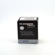 Glucofix Tech Sensor 50...