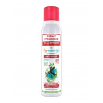 Puressentiel 7 hours Effective Anti-Sting Spray, 200ml, Anti-mosquitoes and flying insects, Repellent and Soothing