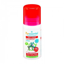 Puressentiel Anti-Bite Spray for babies, 100% plant - Mosquitoes - Ticks - Sand flies, 60ml - 7hrs effectiveness