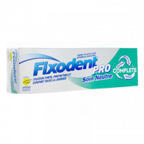Fixodent Pro Neutral Fixing...