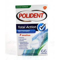 Polident Total Action...