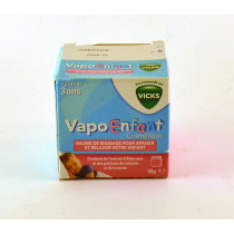 Vapo Enfant - Massage Balm...