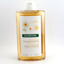 Blond Reflection Chamomile Shampoo, Blond Hair, From 3 years old - Klorane, 400 ml