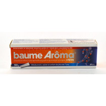 Baume Arôma, Muscular and...
