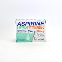 UPSA: Aspirin (330 mg) with...