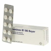 Vitamin B1-B6 Bayer,...