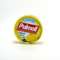 Pulmoll Lemon lozenges...
