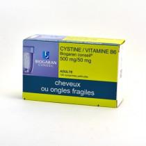 Cystine Vitamin B6...