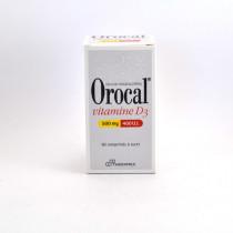 Orocal Vitamin D3, Calcium...