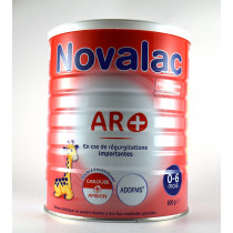 Novalac AR+ Milk In Case Of...