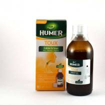 Humer Cough Syrup, Honey,...