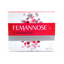 Femannose N D-Mannose - Prevention and treatment of Cystitis - 14 sachets