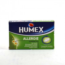Humex Allergy to...