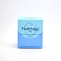 Nutrivisc 5% Povidone, Eye...