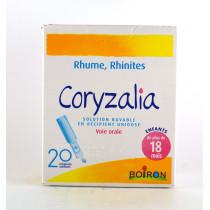 Cold, Rhinitis - CORYZALIA...