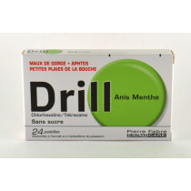 Drill Aniseed/Mint...
