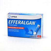 Efferalgan 1g, 8 sachets,...
