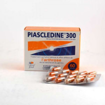 Piasclédine 300 mg Capsules – Soybean and Avocado Oil Unsaponifiables – Pack of 60