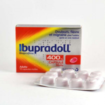 Ibupradoll 400 mg, soft...
