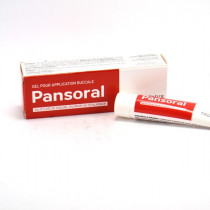 Pansoral Mouth Gel, 15g-...