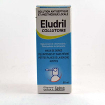 Eludril Mouth Spray,...